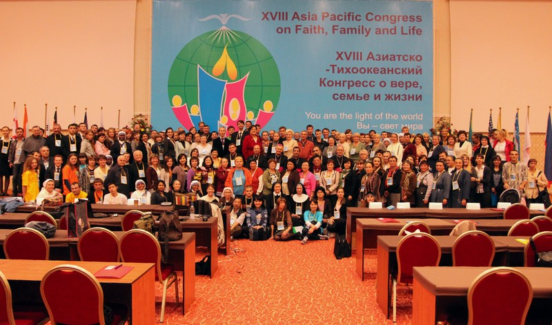 Asia-Pacific Congress of faith, family and life